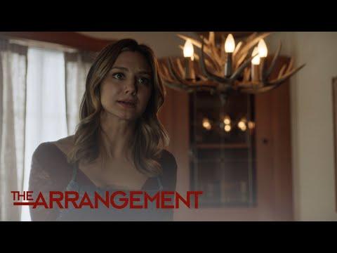 Megan Morrison Grills Kyle About Their Contract Marriage | The Arrangement | E!