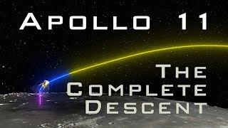 Video Apollo 11:  The Complete Descent MP3, 3GP, MP4, WEBM, AVI, FLV Juli 2019