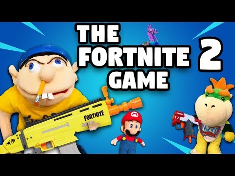 SML Parody: The Fortnite Game 2!
