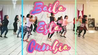 Download Video Baila Esta Cumbia🇲🇽 3Ball Remix /Dance Fitness Choreography MP3 3GP MP4