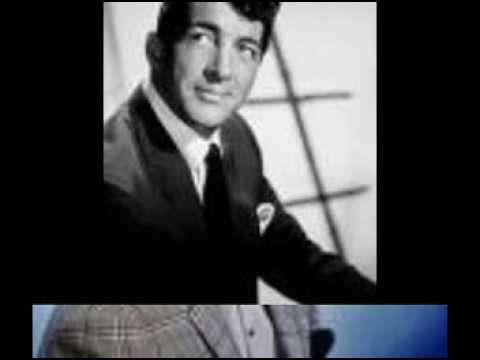 Standing on the Corner (Song) by Dean Martin