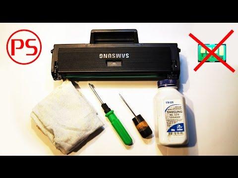 Принтеры как их заправлять в домашних условиях