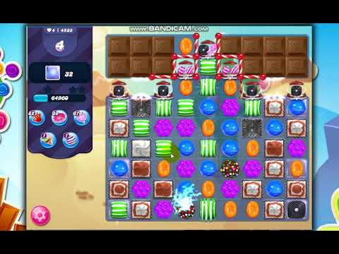 Candy Crush Saga Level 4533 -23 Moves- No Boosters