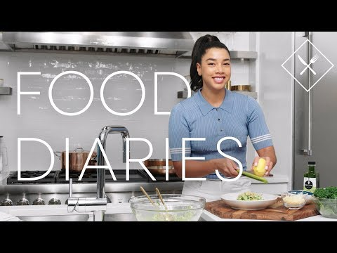 Everything Hannah Bronfman Eats in a Day | Food Diaries  | Harper's BAZAAR