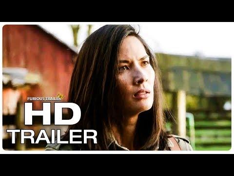 PREDATOR Ten Foot Monster Trailer (NEW 2018) Thomas Jane Action Movie HD
