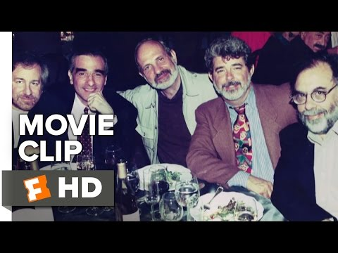 De Palma Movie CLIP - Old Hollywood (2016) - Brian De Palma Documentary HD