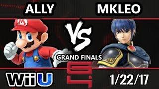 Video Genesis 4 Smash 4 - C9 Ally (Mario) Vs. FOX MVG | MkLeo (Marth) SSB4 Grand Finals - Smash Wii U MP3, 3GP, MP4, WEBM, AVI, FLV Oktober 2017