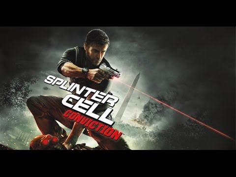 Splinter Cell: Conviction - Game Movie (видео)