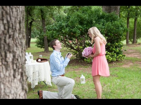 The Best Marriage Proposal Video by The Yes Girls