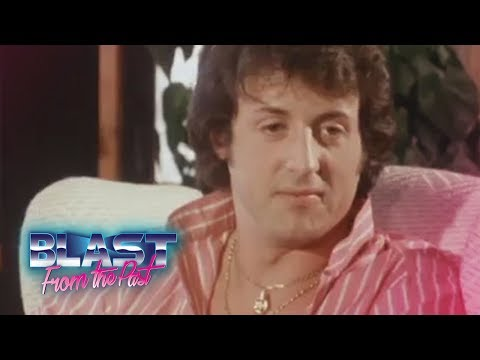 Sylvester Stallone Interview Life After Rocky   Blast From The Past