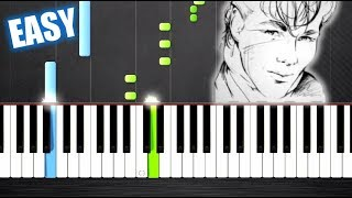 Download Lagu a-ha - Take On Me - EASY Piano Tutorial by PlutaX Mp3