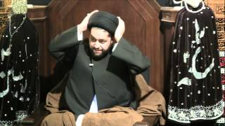 "9th Night of Muharram: ""Is Man Valued Based on Quality or Quantity?"" by Sayed Mothafar Al-Qazwini"