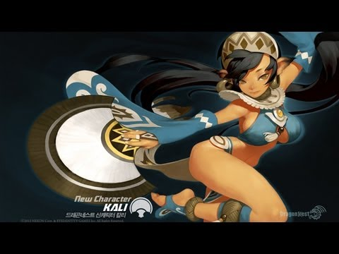 Dragon Nest Kali New 2nd Job - Dancer