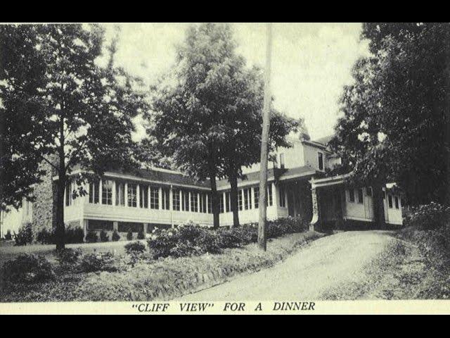 Cliff  View Restaurant