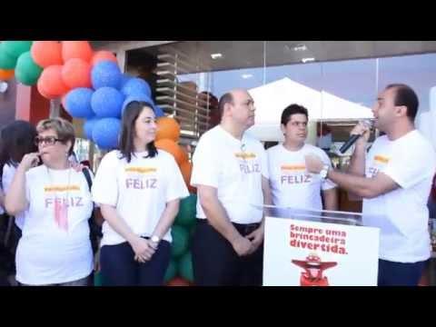 Inauguração Mc Donald's de Bebedouro