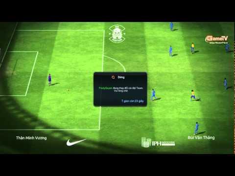 FIFA Online 3: Cách tạo nhà quản lý (HLV) và chọn đội bóng