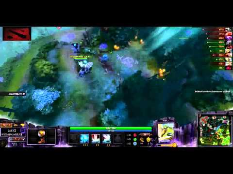 The International Dota 2 2014 - Incredible Moments Cloud 9 VS Team DK - Full Match