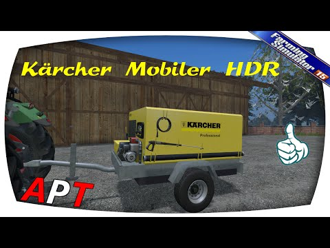 Kaercher Portable Pressure Washer v1.1