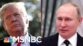 Video President Donald Trump's Loyalty Uncertain Among Some National Security Officials | Deadline | MSNBC MP3, 3GP, MP4, WEBM, AVI, FLV Juni 2019