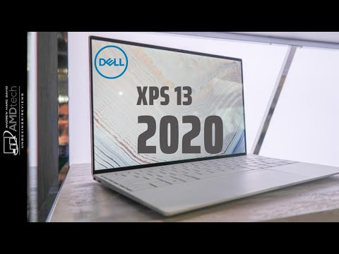 Dell XPS 13 (2020) Unboxing & First Look: Simply Stunning!