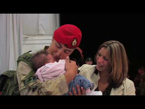 Canadian Armed Forces Tribute - I'm Coming Home