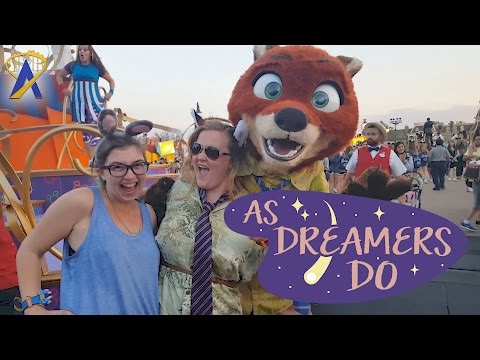 As Dreamers Do - 'Olivia's Birthday Celebration Part 1' - March 29, 2017