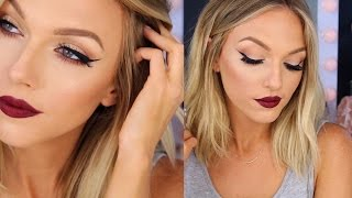 Fall Makeup Look | Full Face Tutorial!