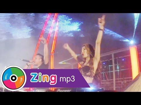 DJ OXY Live tại V EDM 2015