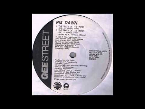 (1993) P.M. Dawn - The Ways Of The Wind [U.S. 12\