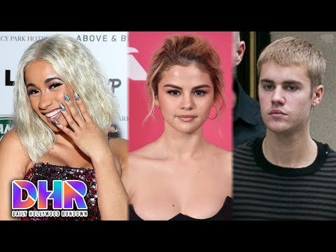 Cardi B WELCOMES BABY GIRL! - Selena Gomez Sends SUBTLE MESSAGE to Engaged Justin Bieber?!(DHR)