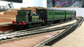 Dallington United Kingdom  City new picture : Dallington Race Course Model Railway Introduction