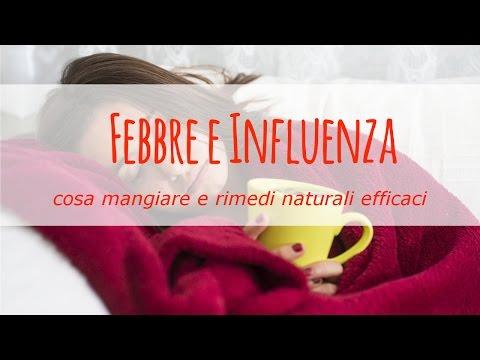 febbre e influenza: quali sono i rimedi naturali?