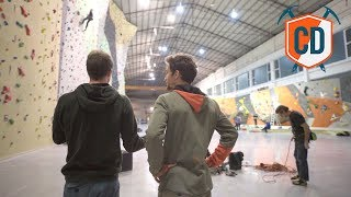 This Old Submarine Factory Became A Huge Climbing Wall | Climbing Daily Ep.1230 by EpicTV Climbing Daily