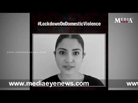Madhuri Dixit Virat Kohli and others appeal to put lockdown on domestic violence