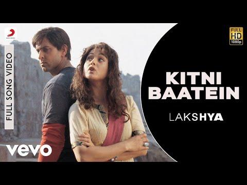 Kitni Baatein - Lakshya | Hrithik Roshan | Preity Zinta