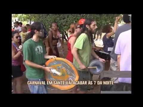Carnaval em Santa Tereza terá hora para acabar