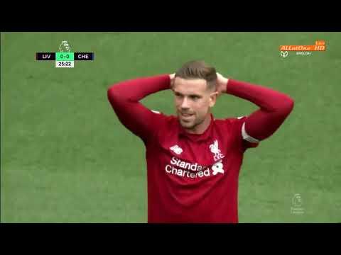 Liverpool với Chelsea vòng 34 ngoại hạng Anh ngày 14/4/2019
