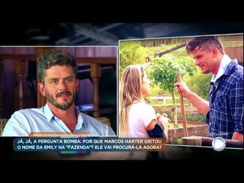 Marcos fala sobre suas relações mais conturbadas em A Fazenda