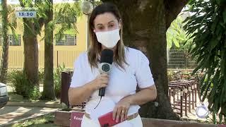 Exército está em Jaú para auxiliar na desinfecção de espaços públicos