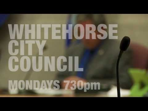 The Canadian City of Whitehorse Has a Different Way of Advertising City Hall Meetings