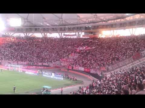 """""""Hoy te vinimos a ver"""" + gol de Carrillo (1-0) / Estudiantes 2 - Lanús 1. Torneo  - Los Leales - Estudiantes de La Plata"""