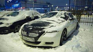 BMW M6. Диагностика  недорогого кабриолета