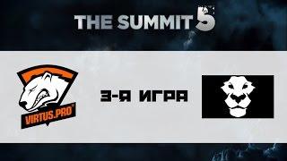 Ad Finem vs Virtus.Pro, game 3