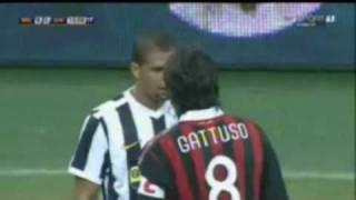 Video Gattuso VS Felipe Melo |:| Friendly AC Milan VS Juventus MP3, 3GP, MP4, WEBM, AVI, FLV Agustus 2017