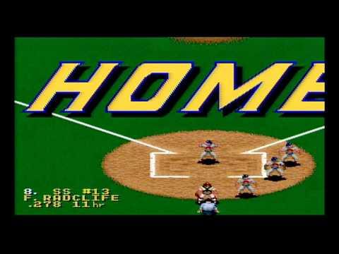 Episode 5   Ken Griffey Jr presents Major League Baseball SNES