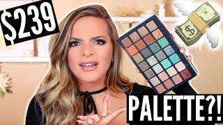 $239.00 EYESHADOW PALETTE?! WHY?  | Casey Holmes by Casey Holmes
