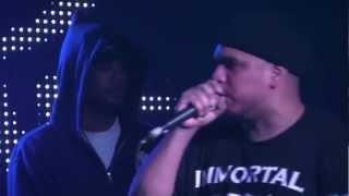 Immortal Technique - Dance With The Devil - Live!  11/8/2012