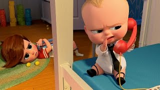 The Boss Baby ALL TRAILERS - 2017 DreamWorks Animation