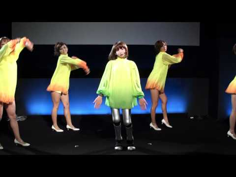 HRP-4C Dance 1/2