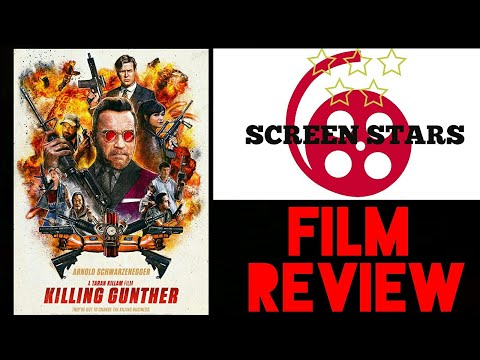 Killing Gunther (2017) Film Review (Arnold Schwarzenegger)